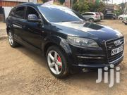 Audi Q7 2009 Black | Cars for sale in Nairobi, Karura