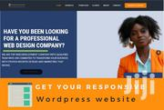 I Will Build Responsive And Fast Wordpress Website Design Or Blog | Computer & IT Services for sale in Uasin Gishu, Kaptagat