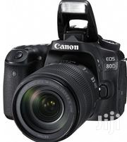 Canon EOS 80D DSLR Camera With 18-135mm F/3.5-5.6 IS USM Lens | Photo & Video Cameras for sale in Nairobi, Nairobi Central