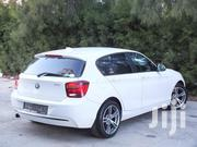 BMW 116i 2014 White | Cars for sale in Mombasa, Ziwa La Ng'Ombe