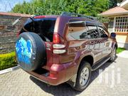 Toyota Land Cruiser Prado 2004 GX Purple | Cars for sale in Nakuru, Lanet/Umoja