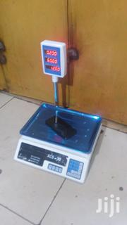 30 Kgs Cereal And Digital Weighing Scale Machine   Store Equipment for sale in Nairobi, Nairobi Central