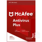 Mcafee Antivirus Plus 2020 For Windows Internet - 1 PC | Software for sale in Nairobi, Nairobi Central