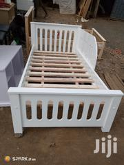 Kids Bed With Single Safety Rail | Children's Furniture for sale in Nairobi, Ngando