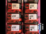 Hp 650 Cartridges   Accessories & Supplies for Electronics for sale in Nairobi, Nairobi Central