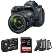 Canon EOS 6D Mark II DSLR Camera With 24-105mm F/4L II Lens | Photo & Video Cameras for sale in Nairobi, Nairobi Central