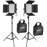 Neewer 2 Pack 480 LED Video Light And Stand Photography Lighting Kit | Accessories & Supplies for Electronics for sale in Nairobi, Nairobi Central