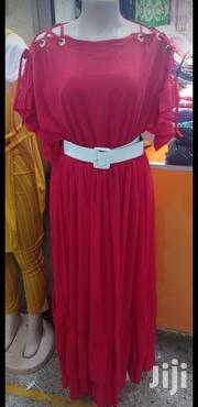 New Arrivals, Red Chiffon Dress | Clothing for sale in Nakuru, Bahati
