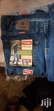 Wrangler Jeans - Original Us Quality Jeans (Size 44) | Clothing for sale in Nairobi, Nairobi Central