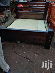 Wooden Bed | Furniture for sale in Nairobi, Ngando