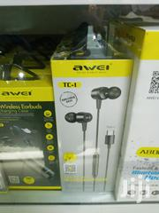 Awei Tc 1, Type C Earphones | Headphones for sale in Nairobi, Nairobi Central