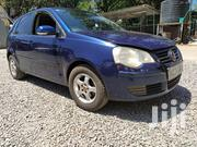 Volkswagen Polo 2009 Blue | Cars for sale in Nairobi, Kilimani