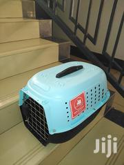 Small Breed Dog Or Cat Cage ( 50L X 30W X 30H) | Pet's Accessories for sale in Nairobi, Kahawa