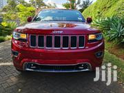 Jeep Grand Cherokee 2013 Overland 4X4 Red   Cars for sale in Nairobi, Westlands