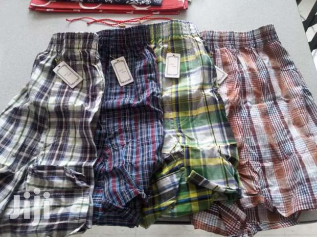 Archive: 6pack Checked Men Boxers Shorts