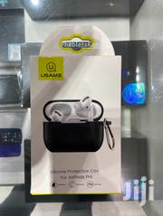USAMS Silicone Protective Earphone Case For Apple Airpods Pro | Headphones for sale in Nairobi, Nairobi Central
