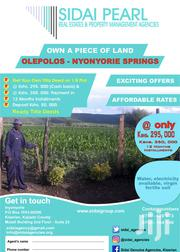 Land for Sale at Olepolos | Land & Plots For Sale for sale in Kajiado, Magadi
