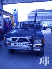 Nissan DoubleCab 1988 Black | Cars for sale in Kajiado, Kitengela