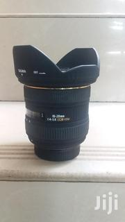 Sigma Nikon Lens 10-20mm | Accessories & Supplies for Electronics for sale in Nairobi, Nairobi Central