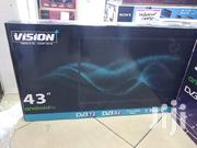43 Inch Vision Plus Smart Android Full HD Tv | TV & DVD Equipment for sale in Nairobi, Nairobi Central