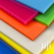 Coloured Perspex Sheets 6ft X 4ft X 3mm | Manufacturing Materials & Tools for sale in Mombasa, Shimanzi/Ganjoni