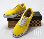 Authentic Vibrant Yellow Vans Off the Wall | Shoes for sale in Nairobi, Nairobi Central