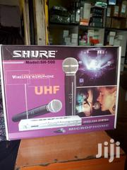 SHURE Professional Wireless Microphone System | Audio & Music Equipment for sale in Nairobi, Nairobi Central
