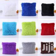Decorative Fluffy Plush Throw Pillow Case Cushion Covers - 18'' X 18''   Home Accessories for sale in Nairobi, Nairobi Central