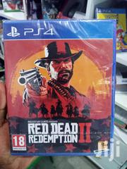 Read Dead Ps4 | Video Games for sale in Nairobi, Nairobi Central