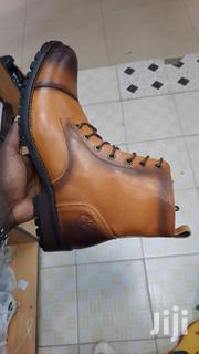 Classic Authentic Leather Semi Casual Official Boots | Shoes for sale in Nairobi, Nairobi Central