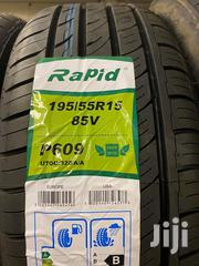 195/55r15 Rapid Tyres Is Made in China | Vehicle Parts & Accessories for sale in Nairobi, Nairobi Central