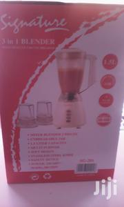 3 in 1 High Quality Blender Available | Kitchen Appliances for sale in Nairobi, Hospital (Matha Re)