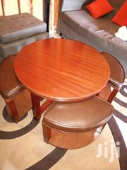 Used Mahogany Round Table in Good Condition | Furniture for sale in Nairobi, Nairobi Central