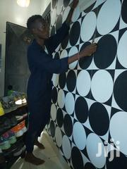 Wallpaper Installation Services | Building & Trades Services for sale in Mombasa, Tudor