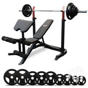 Gym Olympic Bars and Weights | Sports Equipment for sale in Nairobi, Nairobi Central