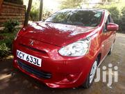 Mitsubishi Mirage 2013 Red | Cars for sale in Nairobi, Roysambu