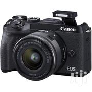 Canon EOS M6 Mark II Mirrorless Digital Camera With 15-45mm STM Lens | Photo & Video Cameras for sale in Nairobi, Nairobi Central