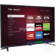 TCL 40 Inch Smart LED TV 3 HDMI, 2 USB, Wi-Fi -Youtube,Netflix Etc | TV & DVD Equipment for sale in Nairobi, Nairobi Central