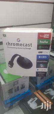 Simple Chromecast Tv Streaming Device By Google   Accessories & Supplies for Electronics for sale in Nairobi, Nairobi Central