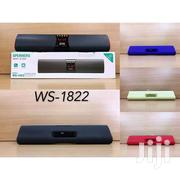 Wster-1822 Bluetooth Speaker | Audio & Music Equipment for sale in Nairobi, Nairobi Central