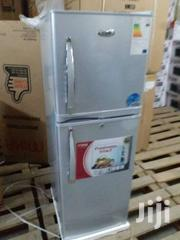 Mika Double Doors Fridge High Quality Sliver. Order We Deliver Today | Kitchen Appliances for sale in Mombasa, Bamburi