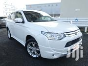 Mitsubishi Outlander 2012 White | Cars for sale in Mombasa, Shimanzi/Ganjoni