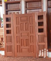 Mahogany Hardwood Main Door | Doors for sale in Kiambu, Ruiru