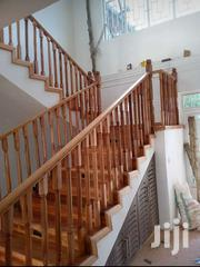Mahogany Staircase | Building Materials for sale in Kiambu, Ruiru