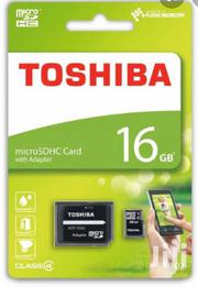 Toshiba 16gb Memory Card | Accessories for Mobile Phones & Tablets for sale in Nairobi, Nairobi Central