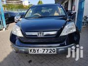 Honda CR-V 2007 Black | Cars for sale in Mombasa, Shimanzi/Ganjoni