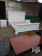 5x6 Bed With Two Bed Side Cabinet   Furniture for sale in Nairobi, Umoja II