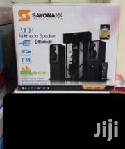Sayona 3.1 Channel Subwoofer (SHT-1193BT) With | Audio & Music Equipment for sale in Nairobi, Nairobi Central