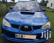 Subaru Impreza 2007 Blue | Cars for sale in Nakuru, Lanet/Umoja