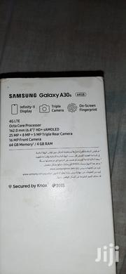 New Samsung Galaxy A30s 64 GB Blue | Mobile Phones for sale in Garissa, Waberi